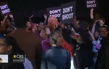 Mass protests continue in Ferguson