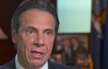 New York Gov. Cuomo on Ebola threat