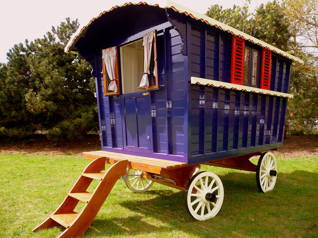 Awesome Modern Gypsy  Caravans Amp Gypsies  Pinterest
