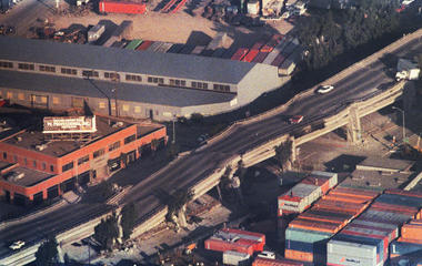 Bay Area earthquake, 25 years later