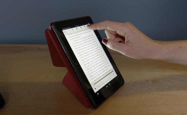 Is there any generic versions of Amazon's kindle?