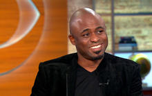 """Wayne Brady on hosting """"Let's Make a Deal,"""" career and family"""