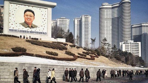 Image result for north korean roads