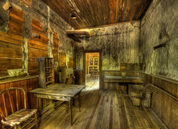 Garnet Mont Ghost Towns Of America Pictures Cbs News
