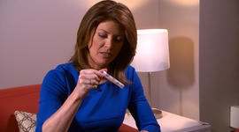 Norah O'Donnell finds her genetic match