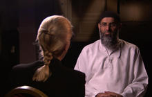 Face-to-face with an extremist