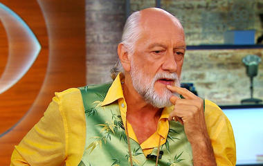 Musician Mick Fleetwood on road to stardom, new memoir