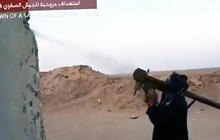 New ISIS video: Militants seen launching surface-to-air missiles
