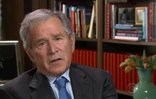 George W. Bush on Saddam Hussein's defiance