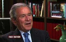 "George W. Bush: Dad's 1992 loss ""really affected me"""