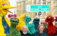 Sesame Street turns 45 years old