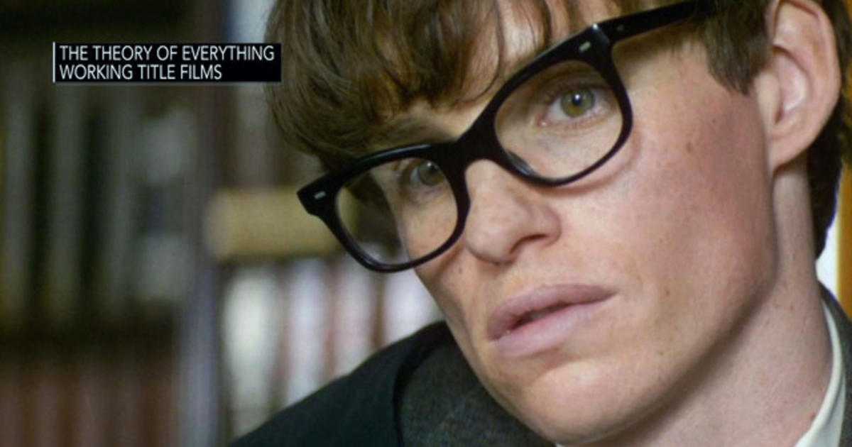Eddie Redmayne Learning To Be Stephen Hawking For Quot The
