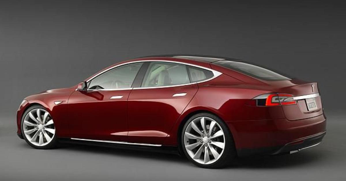 Tesla Used Cars Cbs News