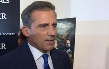 "Oscar buzz for Steve Carell in ""Foxcatcher"""