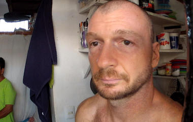 Bruce Beresford-Redman's prison diary