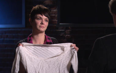 Yvonne Baldelli's clothing returned to her family