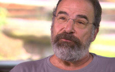 "Mandy Patinkin: ""He said, 'Hold the heart'"""