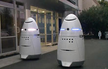 New robots patrol for security in Silicon Valley