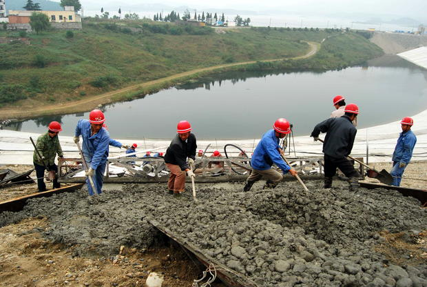 Massive project to bring water to Beijing