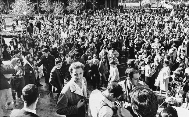 50th anniversary of the Free Speech Movement