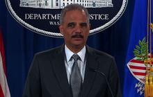 Holder announces federal civil rights investigation in NYPD chokehold death