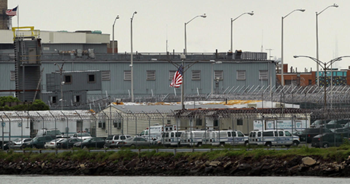 Where Is Rikers Island
