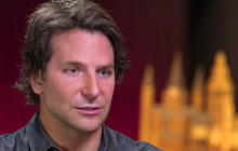 """Bradley Cooper on loss of his father: """"Everything was put in perspective"""""""