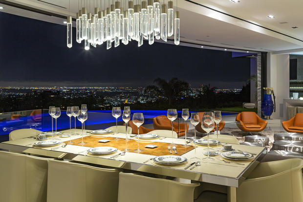 Inside the most expensive house in Beverly Hills