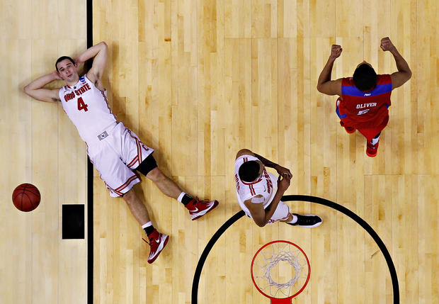 2014: The year in sports photos