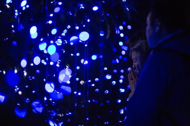 Holiday decorations around the world