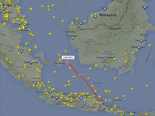 AirAsia tragedy