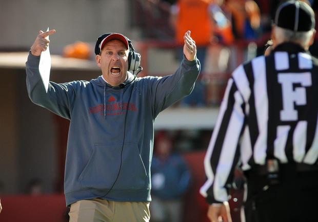 Firing and hiring season for football coaches