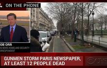 Paris attack appears planned, coordinated