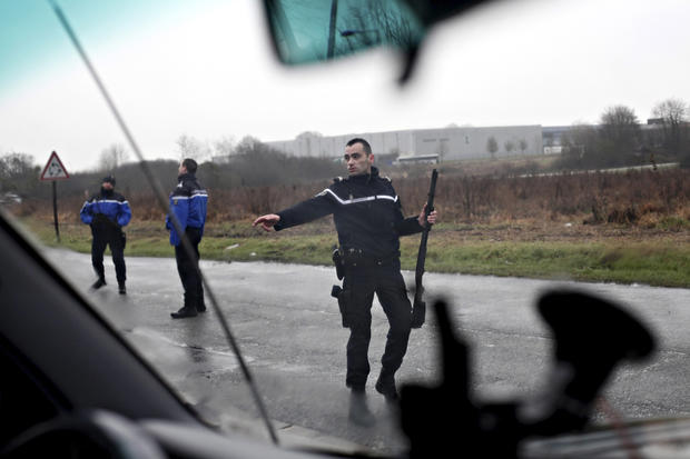Paris terror suspects killed in stand-off