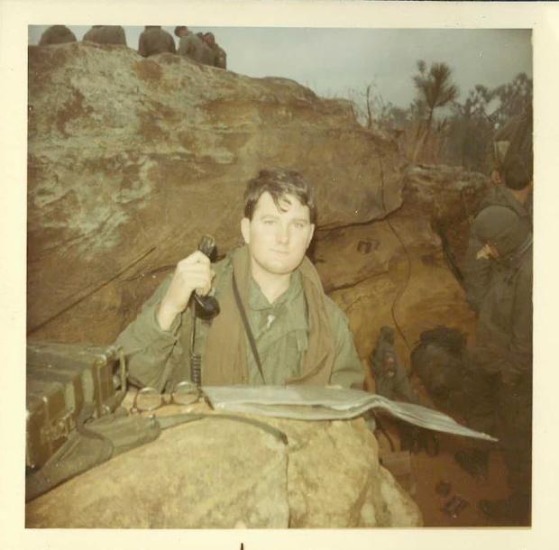 LT-安德鲁 - 布兰南-期间,在越南战争礼貌的最 - 布兰南,family.jpg