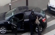 New footage captures aftermath of Paris attack