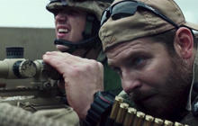 """American Sniper"": Bradley Cooper on playing lethal sharpshooter"