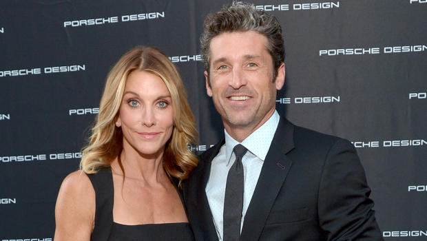 Patrick Dempsey And Wife Jillian Fink To Divorce Cbs News