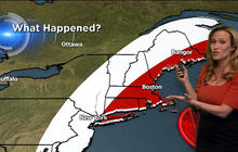 Why winter storm didn't pack as much punch as forecasters thought