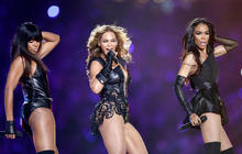 A look back at Super Bowl halftime shows