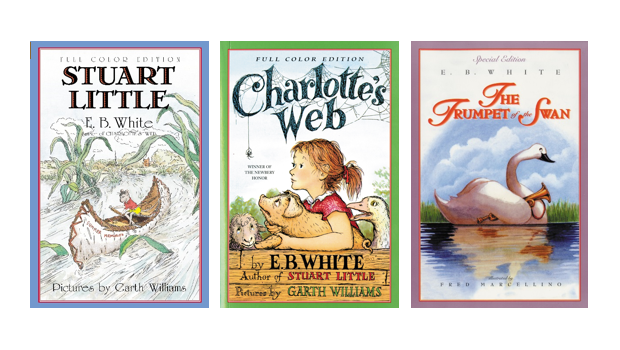 eb white Eb white is revered as one of the world's greatest authors of children's stories  and prose after writing such classic tales as charlotte's web, stuart little and.