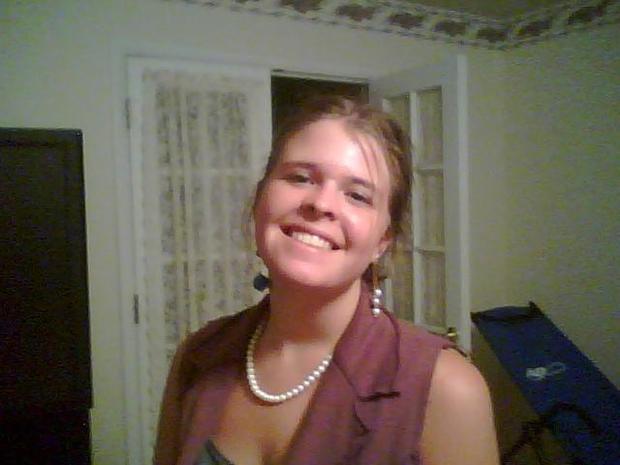 Kayla Mueller在未注明日期的照片中由Mueller家族提供