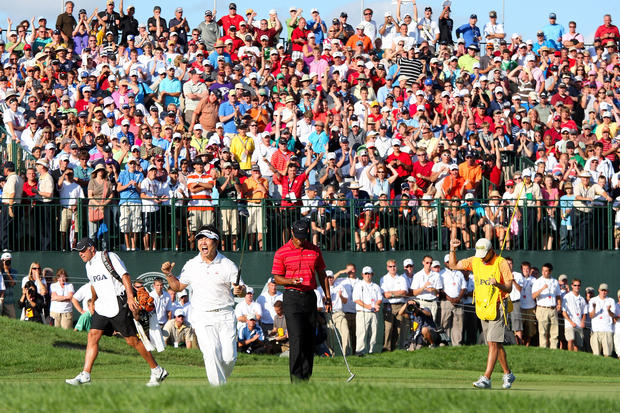 2000 u s  open - the 19 biggest ups and downs of tiger woods u0026 39  career - pictures