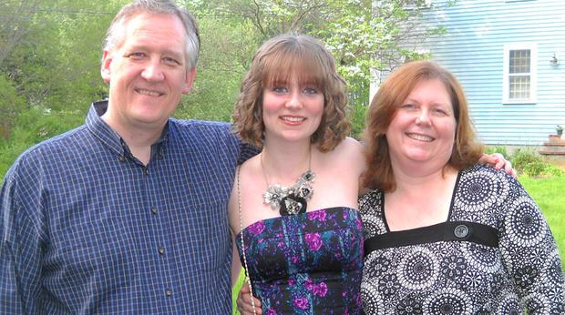 Bob,Lizzi和Melissa Marriott