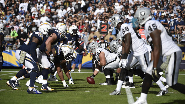 Nfl Rivals Oakland Raiders And San Diego Chargers Plan