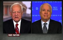 """John McCain: """"We have no policy or strategy to defeat"""" terror threats"""