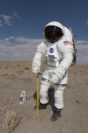 space suit rear - photo #48