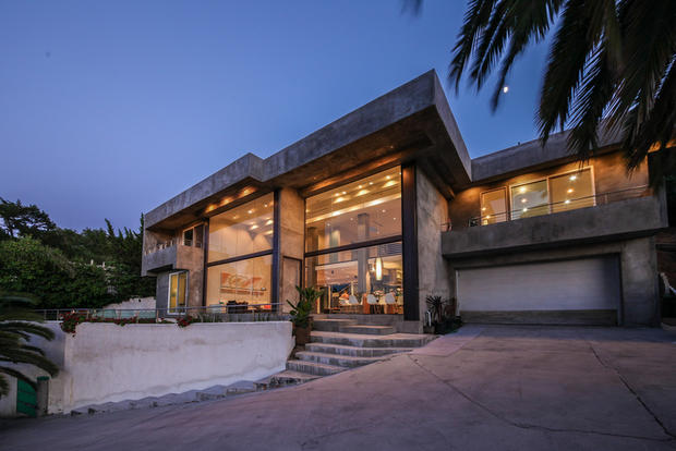 10 Concrete Homes That Dont Look Like Bunkers Cbs News