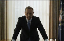 The evil genius of Frank Underwood and Netflix's future