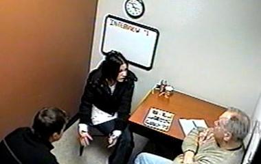 Melissa Calusinski interrogation:  Six hours later